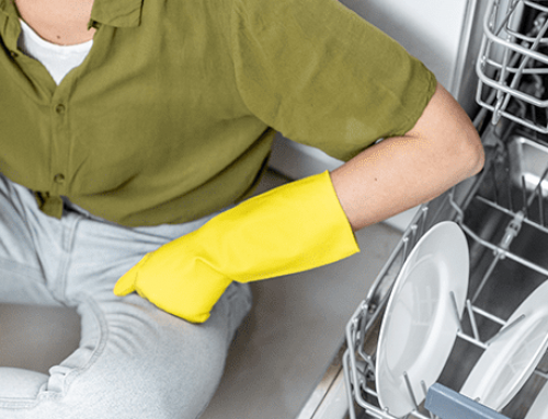 Dishwasher Not Draining? Here's What To Do